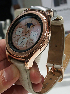 In pictures: Samsung Gear S2 Classic in 18K Rose Gold