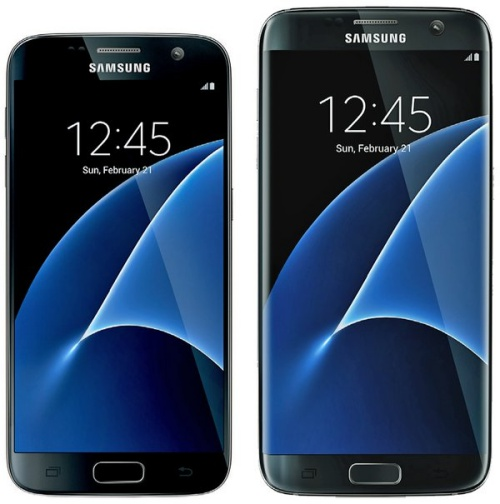 These renders show how the Samsung Galaxy S7 and S7 edge will look like