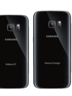 This is probably how the Samsung Galaxy S7 and S7 edge will look like