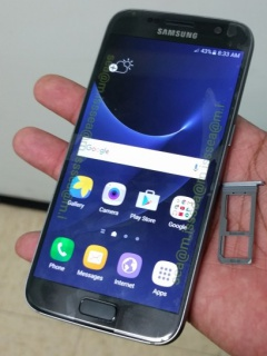 This is the biggest leak yet of the Samsung Galaxy S7