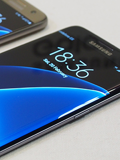 Hands-on: Samsung Galaxy S7 and Galaxy S7 Edge