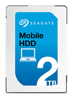World's slimmest 2TB 2.5-inch HDD unveiled by Seagate