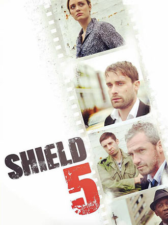 Watch Instagram's 15 second original series thriller: Shield 5