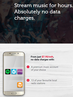 Singtel launches unlimited mobile data streaming for premium Spotify users