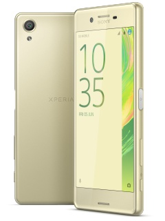 Sony introduces new Xperia X Performance, X, and XA smartphones