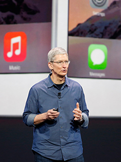Aside from Apple Music, will more Apple apps be available on Android?