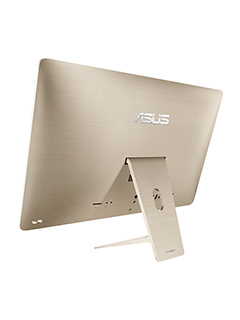 The new ASUS Zen AiO Pro has a 4K display and is available in gold