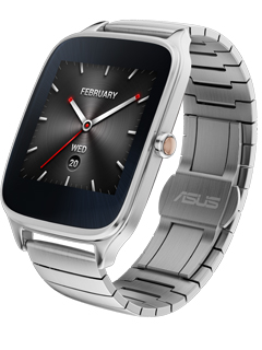ASUS launches new stainless-steel bands for ZenWatch 2