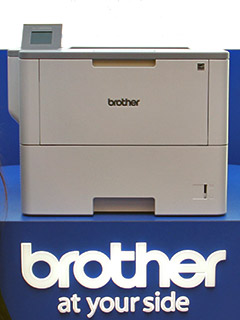 Brother's latest mono laser printers and multi-function centers offer businesses high reliability, value, and productivity