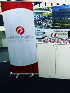 Cherry Mobile joins CeBIT 2016 in Germany