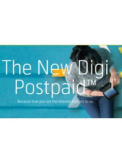 Digi ups the ante with new Postpaid plans