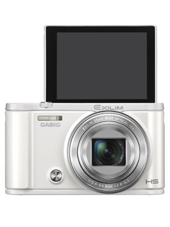 The EX-ZR3600 is a new compact camera with advanced photo-sharing features
