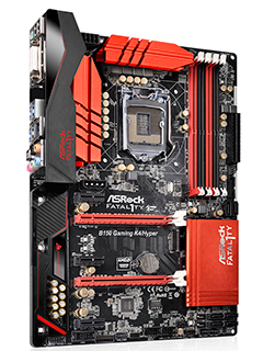 Non-K CPU overclocking feature on non-Z170 ASRock motherboards make a return