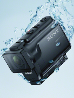 Sony updates its video camera line-up with the new HDR-AS50 Action Cam