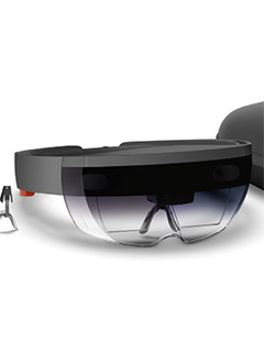Microsoft's HoloLens development kit to ship on March 30