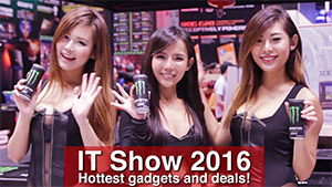 IT Show 2016: Hottest gadgets and deals!