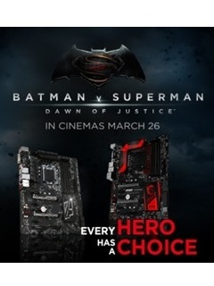 "MSI partners with Warner Bros. for ""The Hero's Choice"" Campaign"