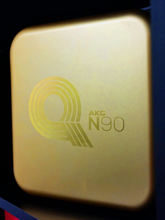 Photos: The AKG N90Q - Headphones inspired by a legend