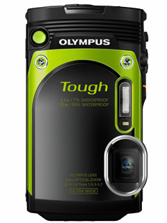 The tough get tougher. Meet Olympus' new TG-870