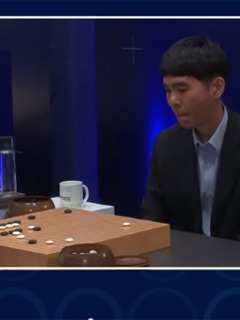 Google's AI defeats top Go player Lee Se-dol in the first of five games