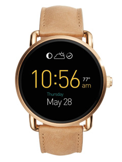 Get smart with Fossil's latest watches and fitness trackers