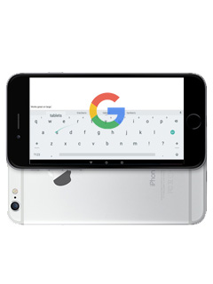 Google reportedly developing iOS soft keyboard with search functions