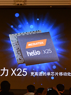MediaTek's new 10-core Helio X25 chip will be exclusive to the Meizu Pro 6