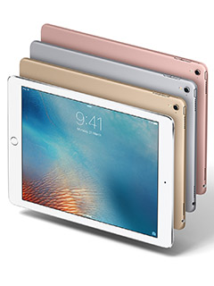 Apple announces 9.7-inch iPad Pro; prices start at S$898 for the 32GB, Wi-Fi model