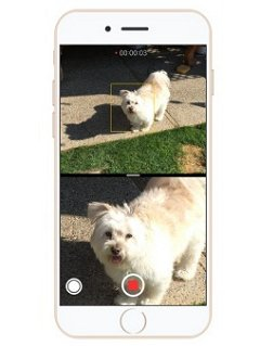 Video demo shows how Apple iPhone's rumored dual-camera interface may work