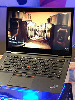 Photos: Lenovo's ThinkPad X1 notebooks and tablet are so very sleek