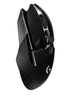 The new Logitech G900 Chaos Spectrum might be one of the most customizable mice ever