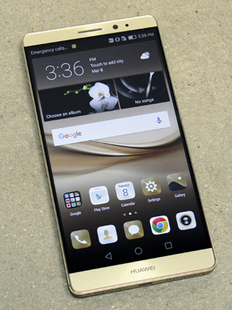 Review  Huawei Mate 8 Review  A 6-inch phablet in a 5.5-inch form factor f9f3c0739bd0