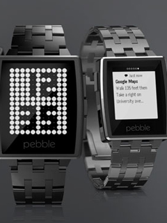 Pebble will lay off 25 percent of its staff this week