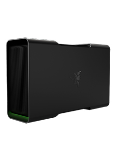 The Razer Core GPU enclosure is now available for pre-order at US$499
