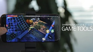 Demo: Optimize your gaming experience with Game Tools on the Galaxy S7