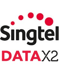 Double your mobile data cap with Singtel's DataX2 add-on option!