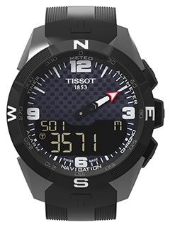 The Tissot Smart-Touch is Swatch's first proper smartwatch