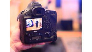 First looks: Canon EOS-1D X Mark II