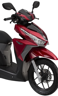 Honda launches the All-New Click125i