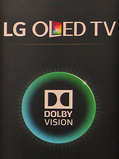 The LG Signature G6 4K OLED TV with Dolby Vision is destined to set a new benchmark for 4K HDR TVs