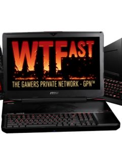 MSI will bundle WTFast premium subscriptions with selected products