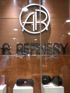 A. Refinery launches first concept store in Metro Manila