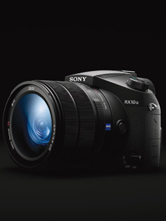 Sony adds a superzoom option to their RX series