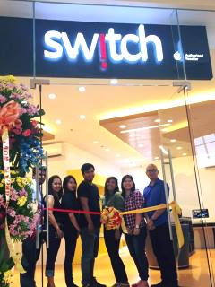 Switch opens new store in Antipolo