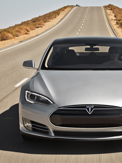 The Tesla Model S may receive a 'Bioweapon Defense Mode' option this week