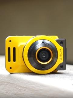 First looks: Casio EXILIM FR100