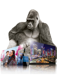 Corning can now print photo-quality images directly onto its 'Vibrant' Gorilla Glass