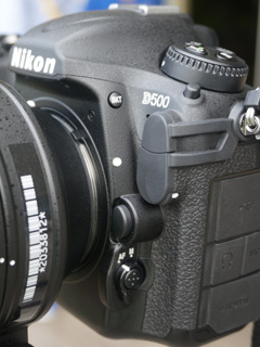 First looks: Nikon's D500 is a mighty APS-C flagship, the D5 is built for speed