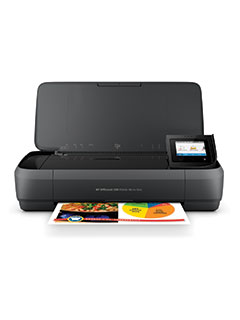 HP's new mobile printers allow you to print from literally anywhere
