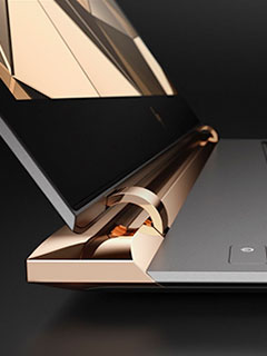 The 13.3-inch HP Spectre is the laptop HP says will beat Apple (Updated)